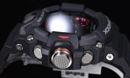 Render zergarka G-shock GW-9400-1