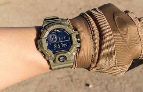 Wojskowy styl GW-9400-3
