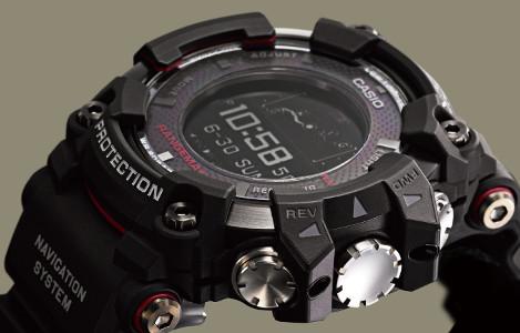 Koperta Casio G-shock GPR-B1000-1E Rangeman