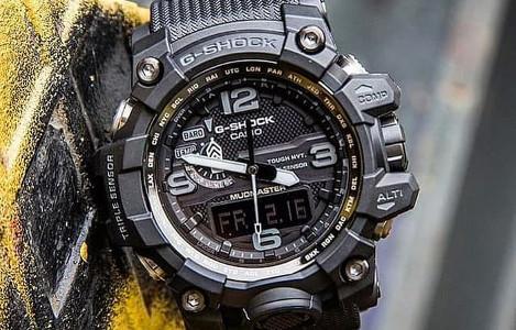 Render G-shock GWG-1000-1A1