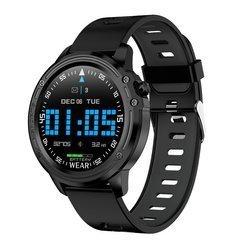LEDowy zegarek dla kobiety