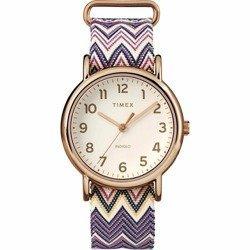 Kolorowy zegarek dla kobiety