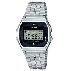 Prostokątny zegarek damski