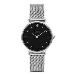 Damski zegarek z bransoletą mesh
