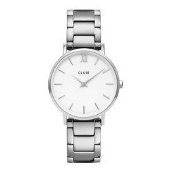 Minimalistyczny kobiecy zegarek