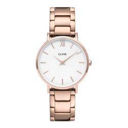 Damski zegarek z bransoletą