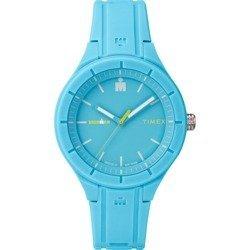 Silikonowy zegarek dla kobiety
