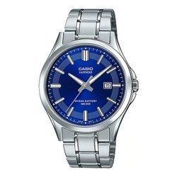 Męski zegarek srebrny