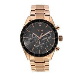 Złoty męski zegarek