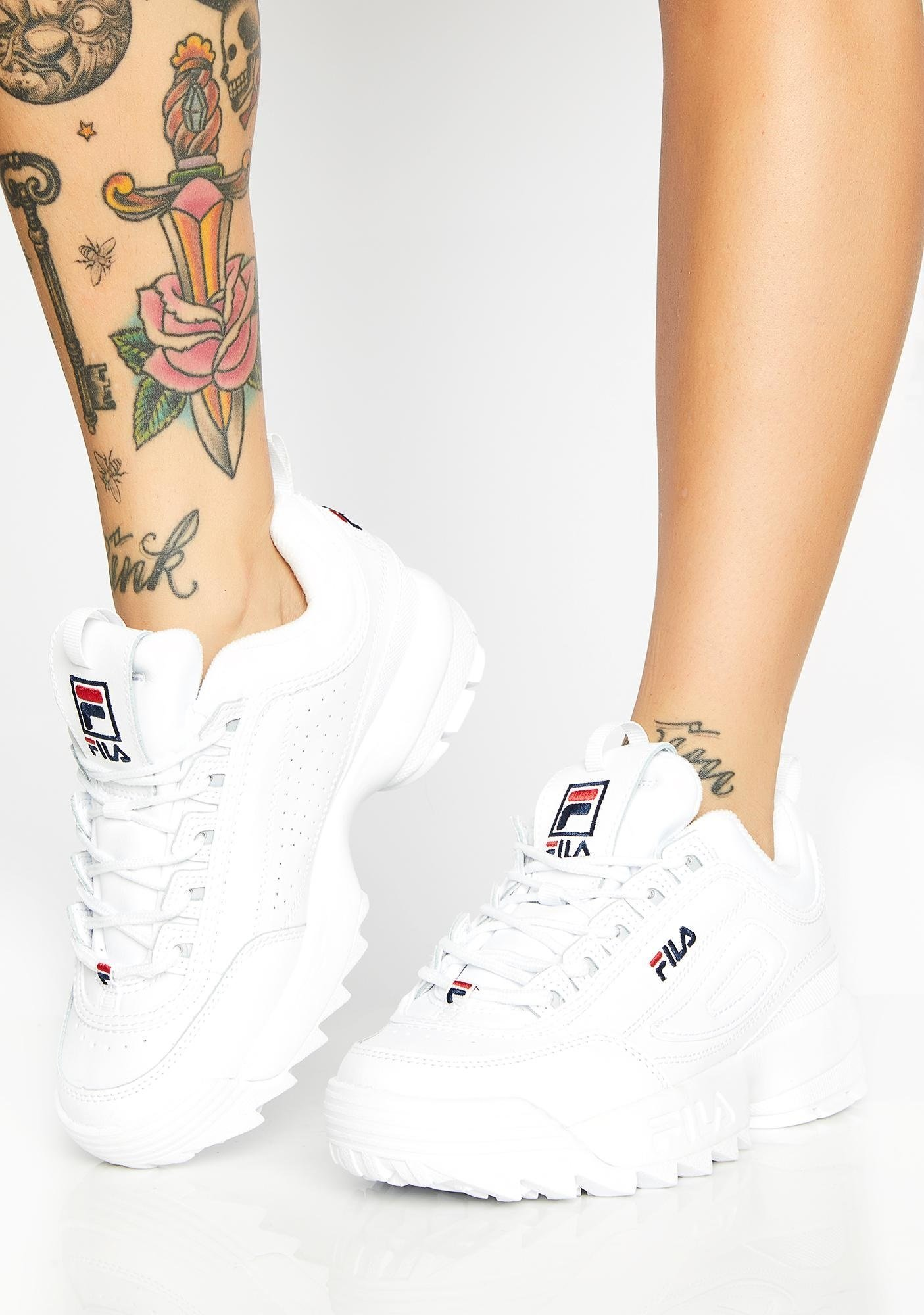Oryginalny Buty Sportowe Sneakersy Damskie Fila Disruptor Ii Biale Rozmiar Uk 4 Us 6 5 Eu 37 5 37 5238 00 Zl Kaktus24 Pl