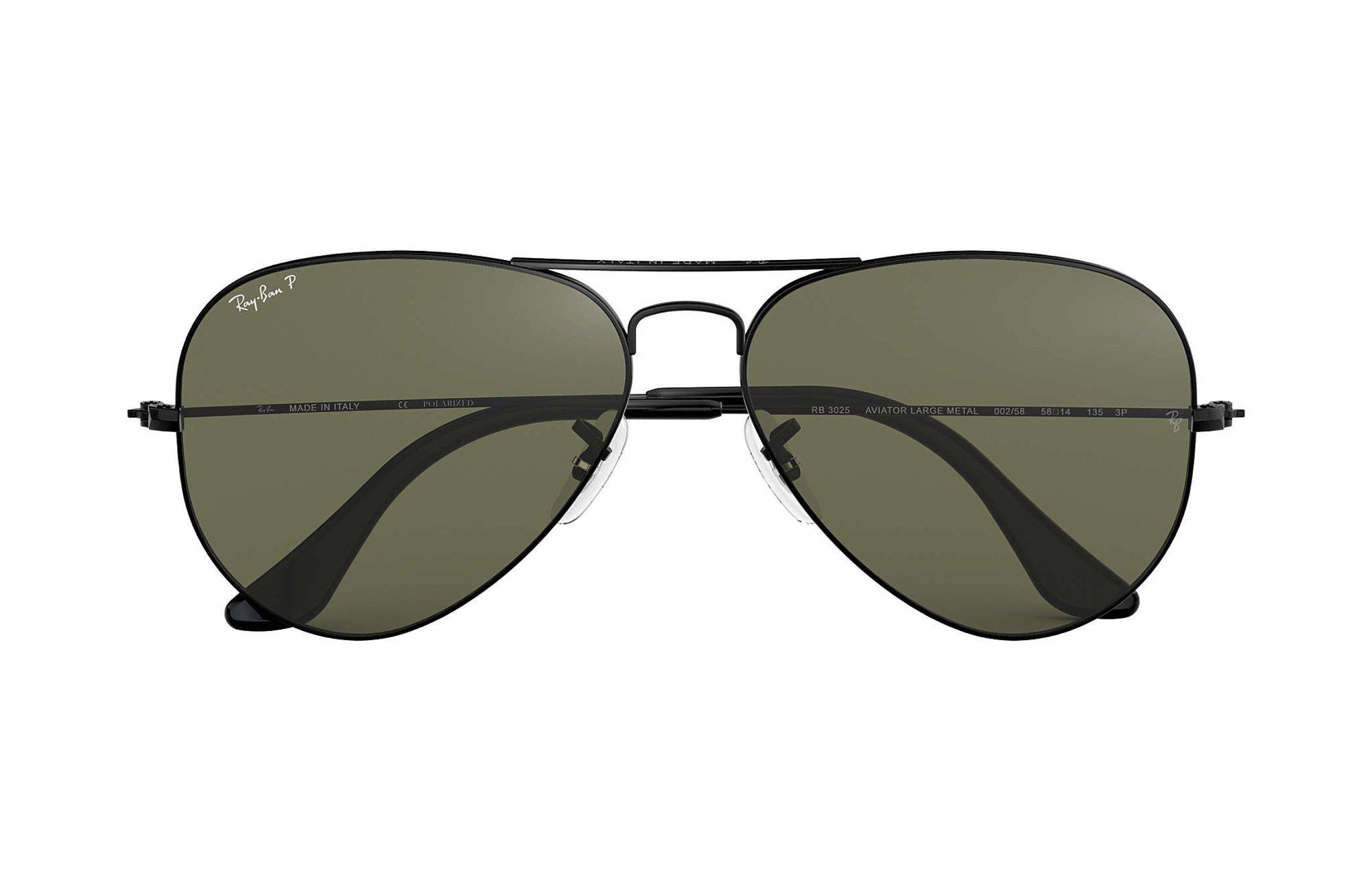 Okulary Przeciwsłoneczne Ray Ban Rb 3025 Aviator Large Metal