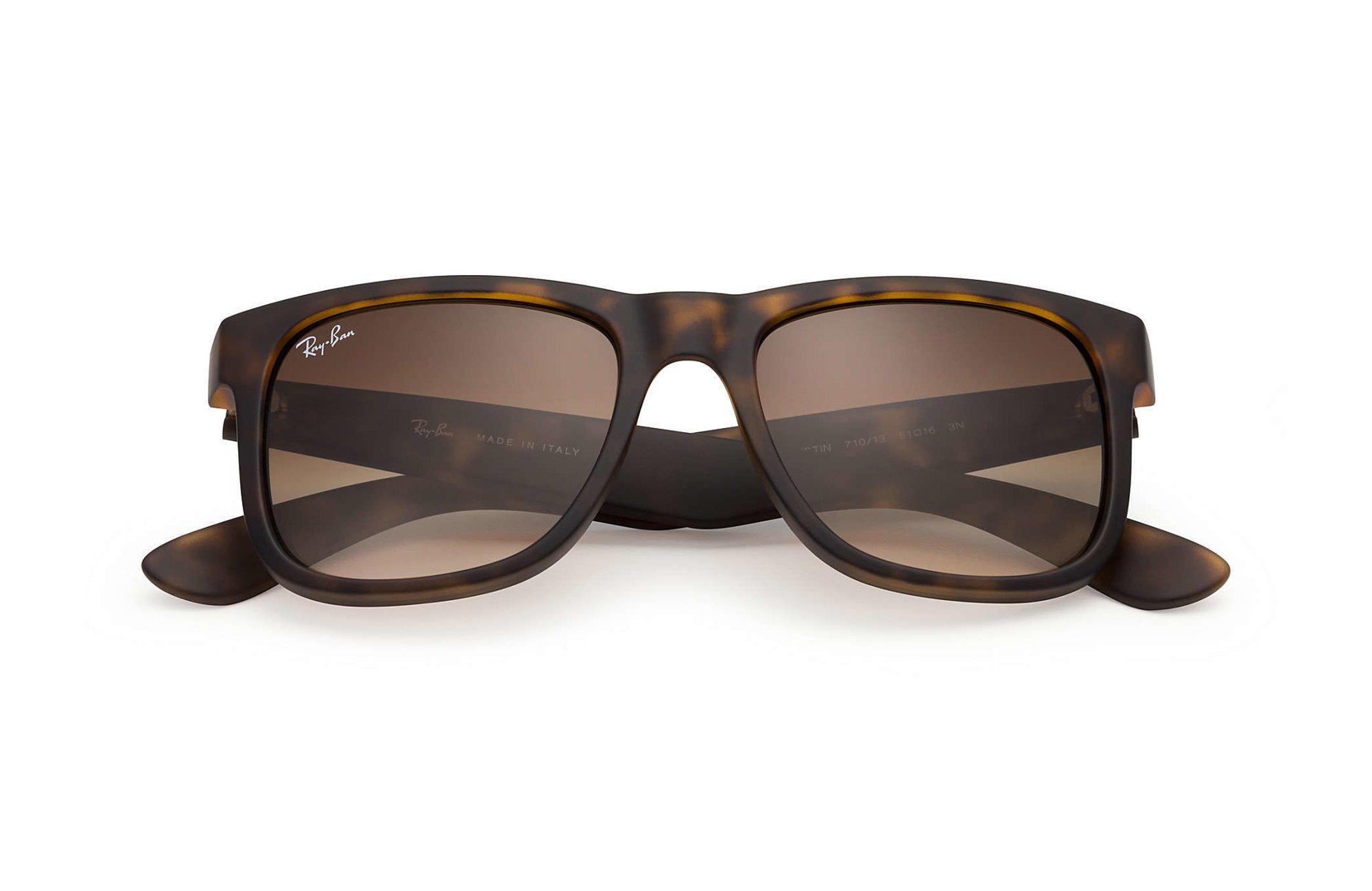 Okulary przeciwsłoneczne RAY BAN Justin 0RB4165 71013