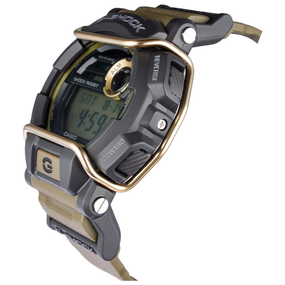 meet c04cc f1504 Zegarek Casio G-SHOCK GD-400-9