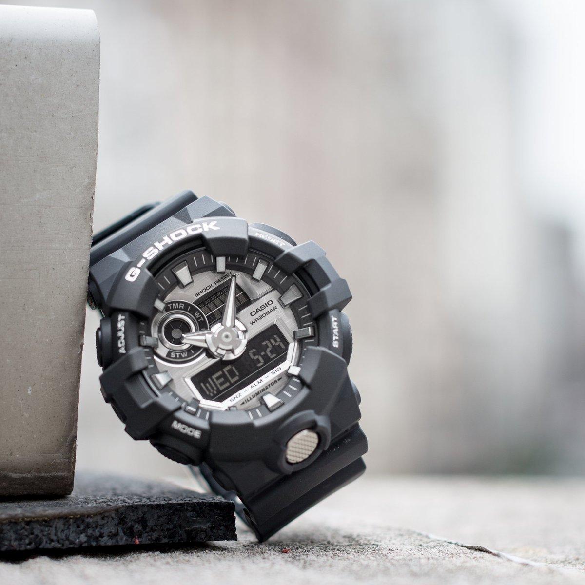 Zegarek Casio G Shock GA 710 1A