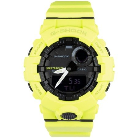 Zegarek Casio G-Shock GBA-800-9A Bluetooth