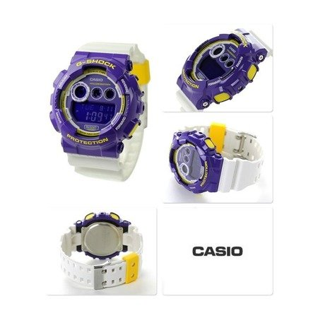 Zegarek Casio G-Shock GD-120CS-6