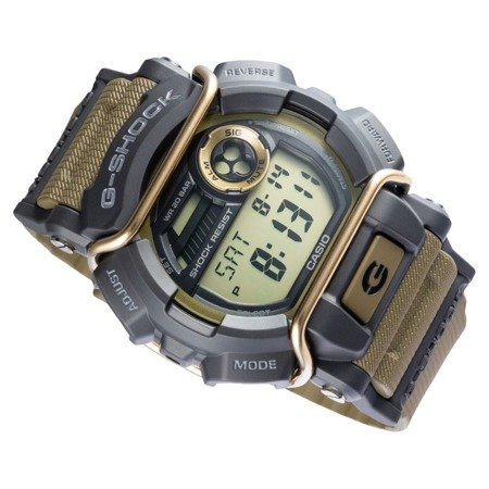 Zegarek Casio G-Shock GD-400-9